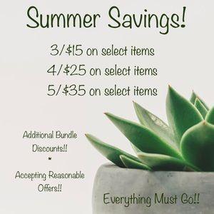 Pants - 🌵 Summer Savings! 🌵
